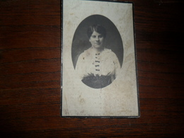 SOUVENIR PIEUX / Mme M.R. VAN OYSTAEYEN  / GHEEL 1896 TONGERLOO  1918 - Avvisi Di Necrologio