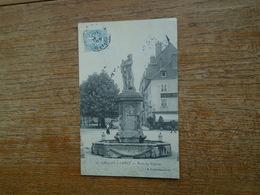 Chalon-sur-saône , Fontaine Neptune - Chalon Sur Saone