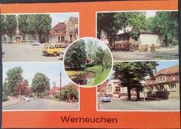 Ak DDR - Werneuchen - Ortsansichten - Werneuchen