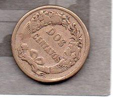 Pérou - Dos Centavos Année 1864 - Ungarn