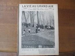 LA VIE AU GRAND AIR N°281 28 JANVIER 1904 HUGUES LE ROUX EN ABYSSINIE,LA GRANDE SEMAINE DE DAVOS,DE PARIS A CHAMONIX EN - Livres, BD, Revues