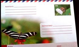783  Butterflies - Papillons - Postal Stationery - 2018 - 2,25 - Papillons