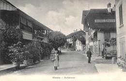 CPA  Suisse, WIMMIS, Dorfstrasse - BE Berne