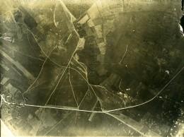 France WWI Bonnes Bataille De Chateau Thierry Ancienne Photo Aérienne 14 Juin 1918 - Aviation