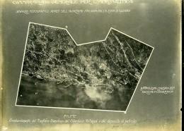 Croatie Bombardement Italien De Fiume Rijeka Ancienne Photo Aerienne 1918 - Aviation