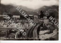 29380 LUCCA 1963 FORTE DEI MARMI CAVE DI CERAGIOLA E ALPI APUANE MESTIERI JOB FERROVIA RAILWAY - Lucca
