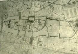 France WWI Paris? Sous La Neige Ancienne Photo Aerienne  1918 - Aviation