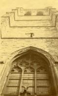 France Lille Tour De L'Eglise Sainte Catherine Ancienne Photo Capin 1933 - Places