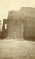 France Lille Monument Aux Morts War Mémorial Ancienne Photo Capin 1933 - Places