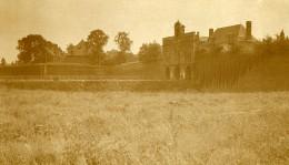 France Lille Fortifications à La Porte De Roubaix Ancienne Photo Capin 1933 - Places