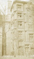 France Lille Vestiges Du Palais Rihour Ancienne Photo Capin 1934 - Places