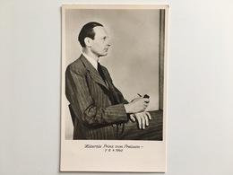 AK Hubertus Prinz Von Preussen Preußen Louis Ferdinand 8 4 1950 (sohn Kronprinz Wilhelm) - Royal Families