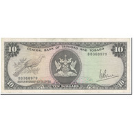 Billet, Trinidad And Tobago, 10 Dollars, 1964, Undated (1964), KM:28c, TTB - Trinité & Tobago