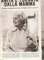 (pagine-pages)ANITA EKBERG   Epoca1962/627r. - Livres, BD, Revues