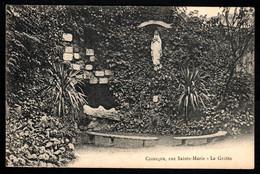 85  LES ESSARTS  Clinique Rue Sainte Marie  La Grotte - Les Essarts