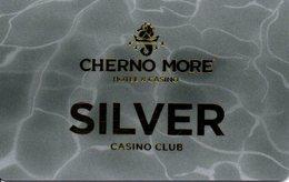 Bulgarie - Varna Casino Cherno More Black Sea - Casinokarten
