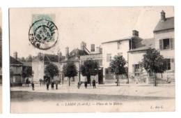 (91) 547, Lardy, L Des G 6, Place De La Mairie - Lardy