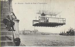 NANTES Nacelle Du Pont à Transbordeur  (enfants Pêcheurs) - Nantes