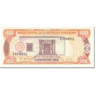 Billet, Dominican Republic, 100 Pesos Oro, 1998, Undated (1998), KM:156b, NEUF - Dominicaine