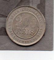 Brésil - 200 Reis Année 1889 - Brasil