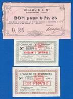 Cornimont  88   3  Billets - Bonds & Basic Needs
