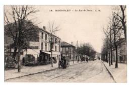 (93) 370, Bagnolet, CM 18, La Rue De Paris - Bagnolet