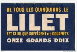 LILET . PETIT CARNET DE LA MARQUE - Réf. N°683 - - Autres Collections