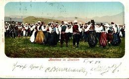 KOLOTANZ IN BOSNIEN   BOSNIA Y HERZEGOVINA   BOSNIEN UND  HERZEGOVINA - Bosnien-Herzegowina