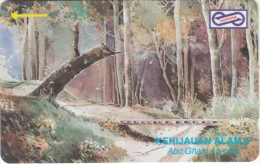 MALAYSIA(GPT) - Painting/Kehijauan Alam, CN : 53MSAA/B, Used - Malaysia