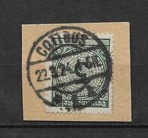 LOTE 1747  ///  ALEMANIA IMPERIO 1923   YVERT Nº:  332  CON FECHADOR DE COTTBUS - Usados