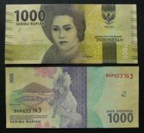 Indonesia 1000 Rupie 2016 UNC FdS Rupee - Indonesia