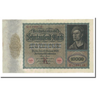 Billet, Allemagne, 10,000 Mark, 1922-01-19, KM:70, TTB+ - 10000 Mark