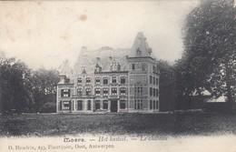 Moere - Het Kasteel - Le Château - Gistel