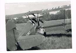 D92.CLUB DU CANTON DE SCEAUX. AVION. STAMPES. - Aviation