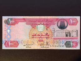 U.A.E P27 100 DIRHAMS 2006 AUNC - Emirats Arabes Unis