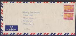 INDONESIA Postal History Cover, Postal Used - Indonésie