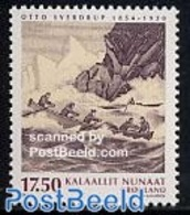 Greenland 2004 Sverdrup 1v, Joint Issue Canada, Norway, (Mint NH), Transport - Ships And Boats - History - Explorers - V - Nuovi