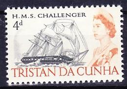 TRISTAN DA CUNHA 1967 YT N° 113 ** - Tristan Da Cunha