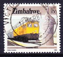 ZIMBABWE 1985 YT N° 93 Et 102 Obl. - Zimbabwe (1980-...)
