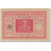 Billet, Allemagne, 2 Mark, 1920, 1920-03-01, KM:59, SPL+ - [ 3] 1918-1933 : República De Weimar