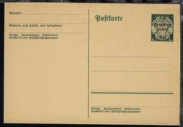 Danzig-Aufbrauchsausgabe 6 Rpf. - Allemagne
