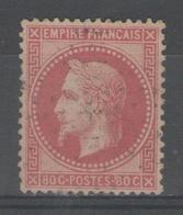 N°32 Oblitéré      - Cote 30€ - - 1863-1870 Napoleon III With Laurels
