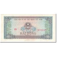 Billet, Viet Nam, 2 D<ox>ng, 1980-81, Undated (1980-1981), KM:85a, SPL - Vietnam