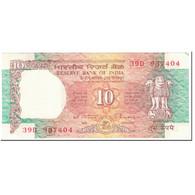 Billet, Inde, 10 Rupees, 1997, Undated (1997), KM:88f, SUP - India