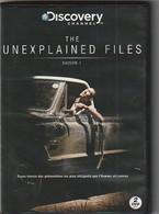 DVD  Saison 1 THE UNEXPLAINED FILES  2 Dvd  Etat: TTB Port 110 Gr - Comedy