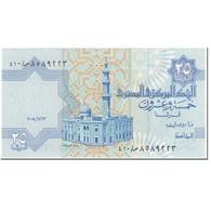 Billet, Égypte, 25 Piastres, 2008, 2008-07-13, KM:57h, NEUF - Egypt