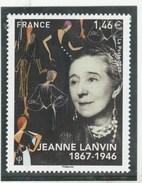 FRANCE 2017JEANNE LANVIN NEUF** - YT 5170 - Ongebruikt
