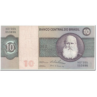 Billet, Brésil, 10 Cruzeiros, 1974, Undated (1974), KM:193b, SUP - Brazil