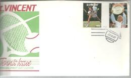 ST.VINCENT 1987 - Tennis