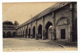 Cpa N° 109 ORLEANS Ancien Grand Cimetière - Orleans